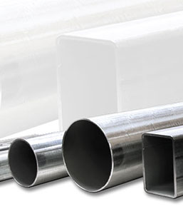 """Aluminum pipe 12/"""" x  6/"""" 5//16  I.D 6/"""" 9//16  outside dia Wall thickness 1//8/"""""""